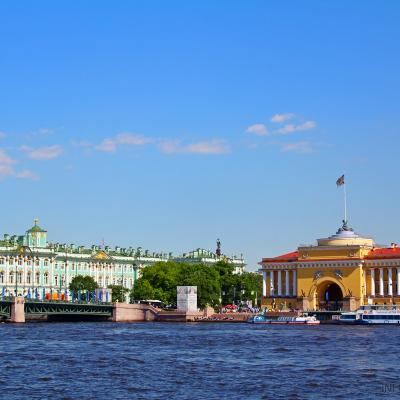 Санкт-Петербург (Saint Petersburg)